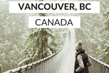 Travelling Canada
