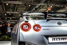 Nissan GTR / by Bryan F. Pérez Díaz