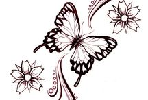 Tattoo - Butterfly