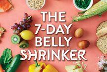 7 day belly shrinker