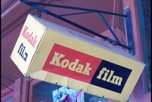 Kodak Sightings / Interesting Kodak signage and branding through the years and around the world.