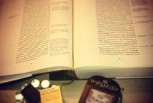 Books / Books, books, and - of course - books.