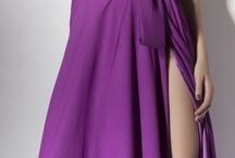 DRESSES PURPLE