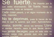Frases para el alma y verdades de la vida / Frases / by M. Alejandra