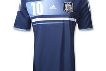 Argentina 11-12 MARADONA Away Soccer Jersey