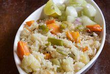 Rice vegan