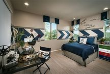 Teenage Boy Pads / Inspiration and ideas for stylish pads for teenage boys.