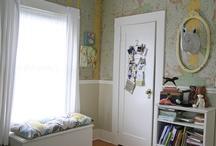 june's bedroom  / by Kati Drain