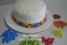Easy Cake Recipes