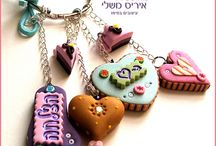 Polymer Clay Inspiration Jewelry & More