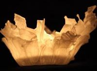 Wohnaccessoires / stimmungsvolle Lichtschalen, Beleuchtung, Teelichthalter Deko, (Weihnachts-) Baumschmuck, Osterschmuck, Deko für ein gemütliches Zuhause