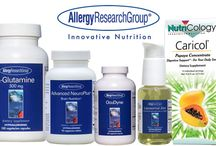 Allergy Research Group offered by Nutritional Institute