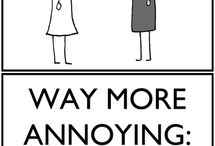 Funny / by Nicole Chetto-Weldum