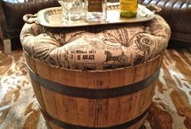 wine barrel projects