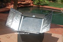 Solar Cooking Ideas