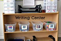 Writing center / by Linnea Williams