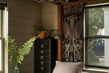 namaste in bed / #linen  #cozy #sweetdreams