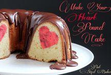 Cakes, Tart, Pais