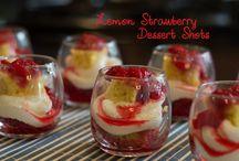 Dessert Shooters