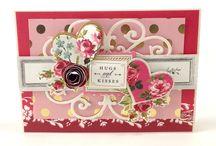 Marg Cards / AG cards / by Margaret McKeirnan