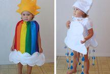 Kostüme für mich und das Kind