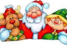 Joulukuvia