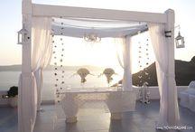 Rose White Classy Wedding