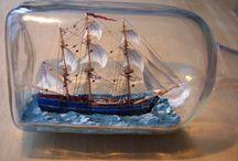 ship in bottle