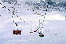 Saklıkent Skiing Center Antalya / Enjoy skiing in winter time in Antalya