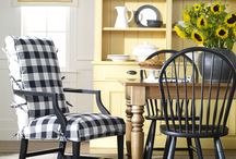dining room / by Dayna Carr