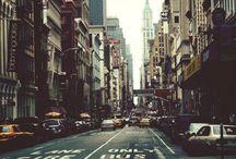 Places I'd like to go / by Kathy Radzuweit
