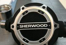 SHERWOOD technical seminar 2015 / Technical scuba course at Balzer in Fulda for brand Sherwood scuba