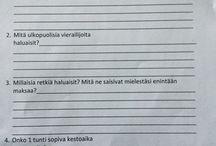 Käpyklubin ohjelmaa / Kotorinteen asukkaiden virkistystoimintaa.