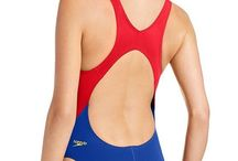 Women: One-Piece Swimming Suits
