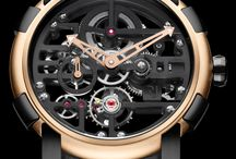 Watches: Romain Jerome / Romain Jerome - www.romainjerome.ch