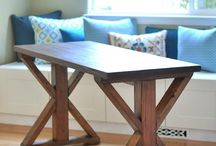 Table Designs / Woodwork