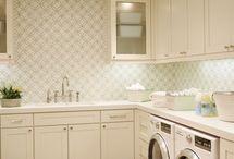 Laundry room / Laundryroom vintage new England