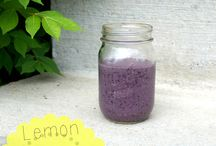 Recipes: Smoothies & Drinks