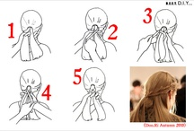 Hair How-To's Nails MakeUp
