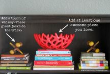Bookshelf Decor Inspiration