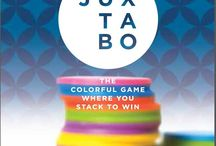 Juxtabo and Spectracube - new Funnybone Toys 2015 Games / Get ready for our new color and strategy focused games launching in 2015!