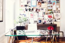 creative space / by Hannah