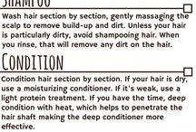 Healthy Hair Care