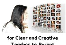 Communication Tools for Teachers / Technology resources for parent-teacher communication.