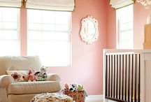 Japanese Pink Room / by Painted and Patched