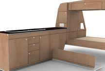 VW t25 interior design