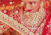 Indian bridal jewelleries