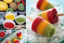 popsicles and sweets