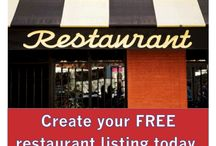 RestaVista Pins / RestaVista's pinboard, Restaurant Directory in US, Restaurant Guide in US, Restaurant, Restaurants, Restaurant finder, Restaurant Advertising, Restaurant Marketing, restavista.com, Get Listed Free
