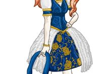 Ever After High fan pictures / Ever after high fan imagini